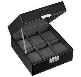 Citizen Black 6-Piece Watch Box