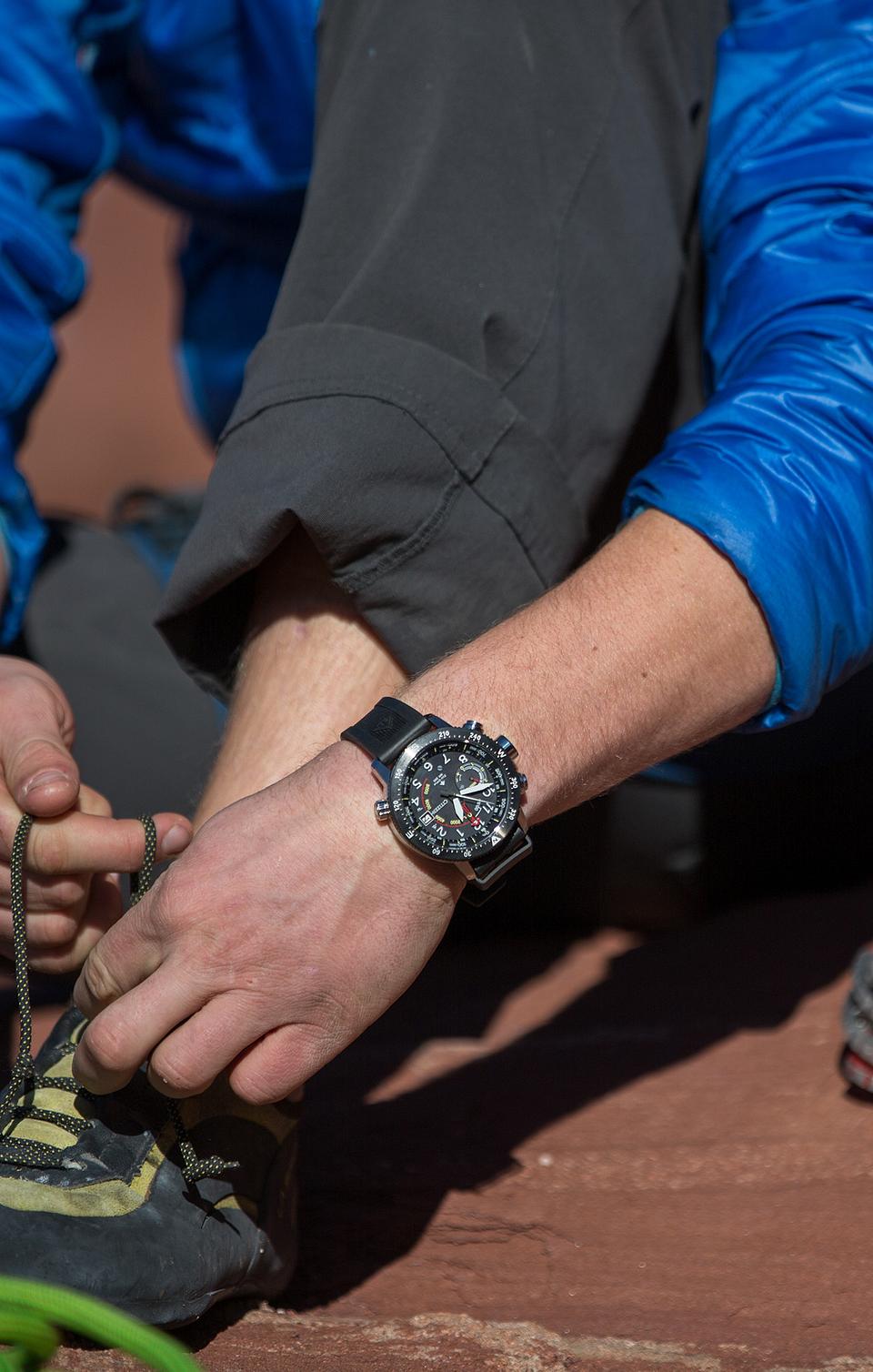 fd153b485e4 Promaster Altichron - Men s Black BN5058-07E Sports Watch