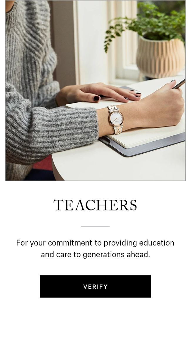 teachers special offer