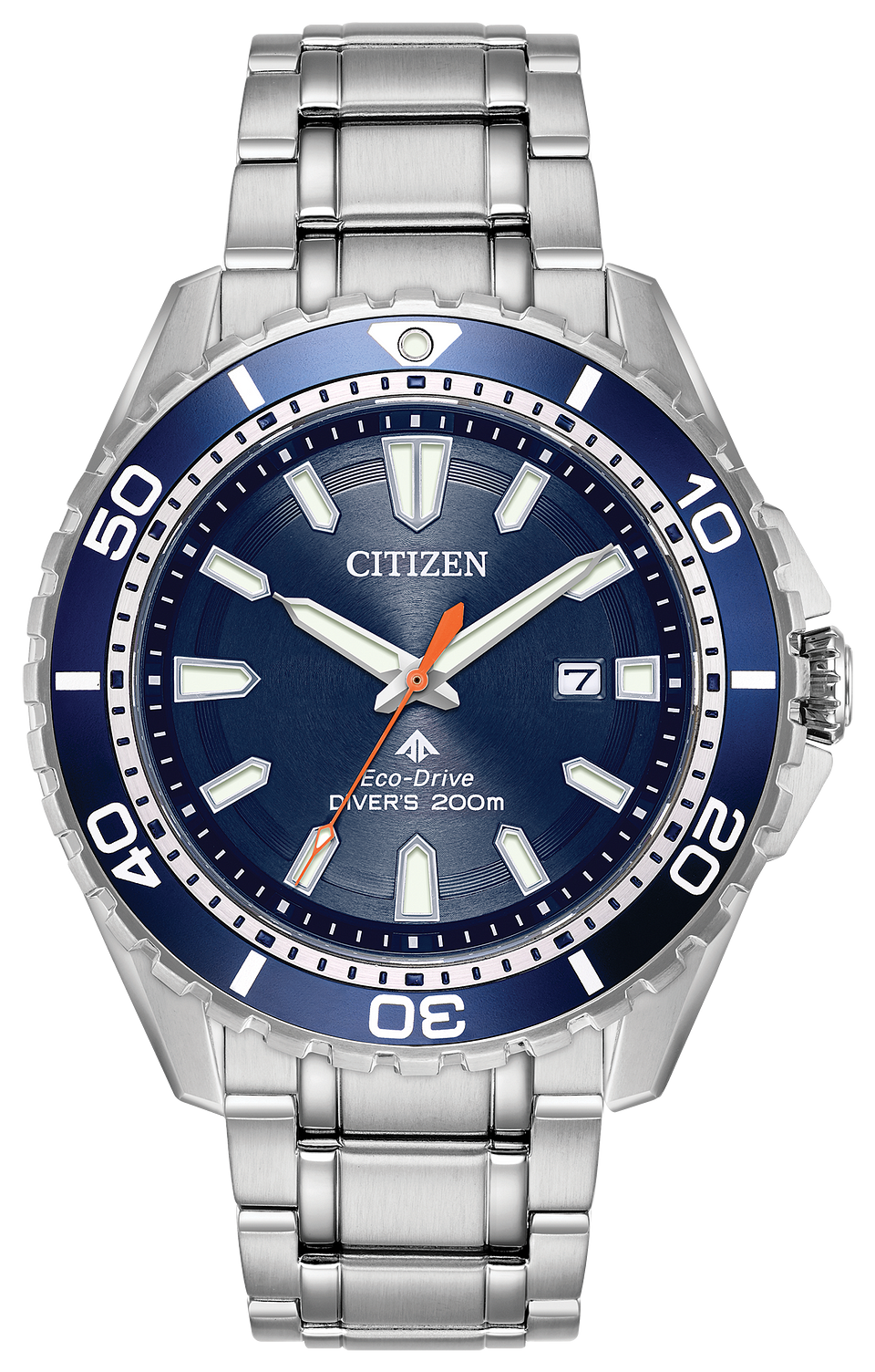 great deals 2017 reasonable price official store Promaster Diver - Men's Steel Blue Dial BN0191-55L Watch ...