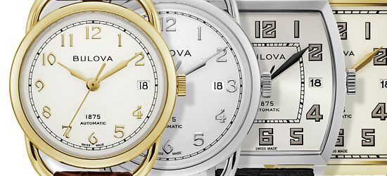 The Joseph Bulova Collection
