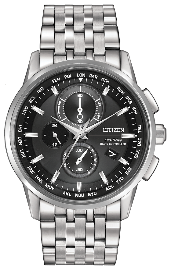 World Chronograph A-T