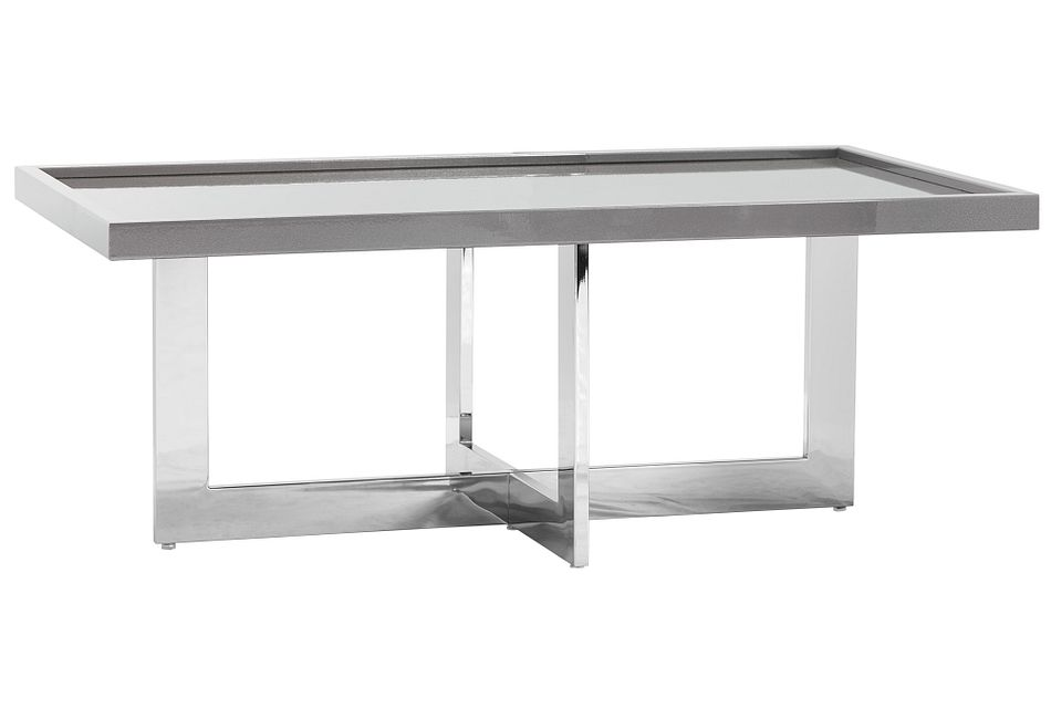 Cortina Gray Coffee Table