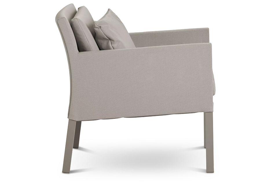 Lisbon2 Khaki Chair