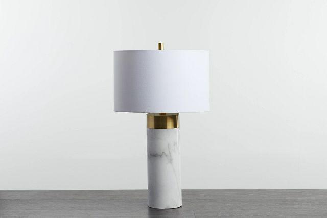 Jocelyn White Table Lamp (0)