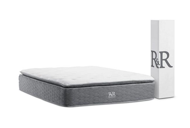 """Rest & Renew Pocket 14"""" Pillow Top Mattress"""