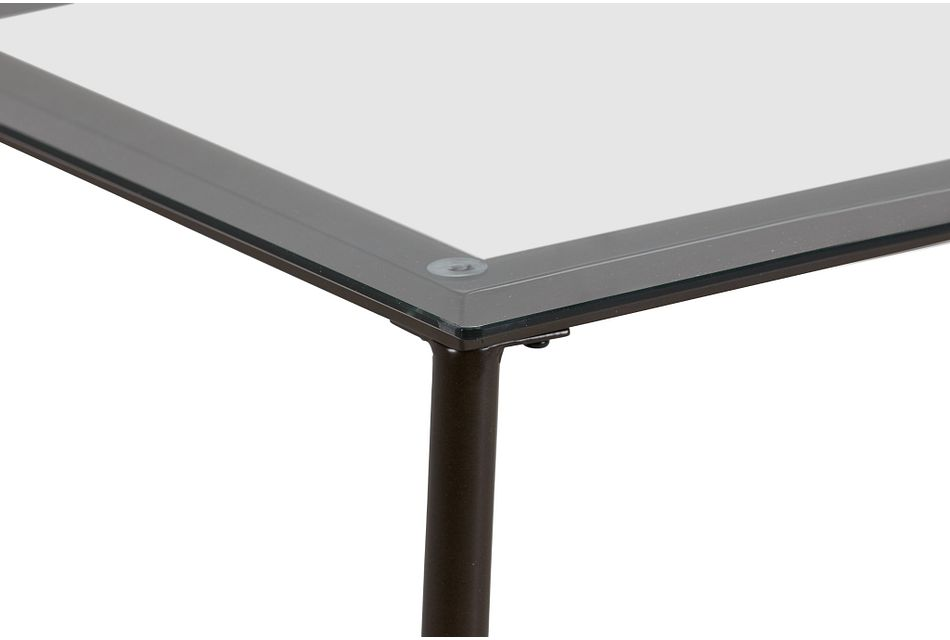 Dason Glass 3 Pack Tables