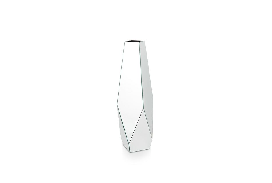 Brynna Mirrored Medium Vase