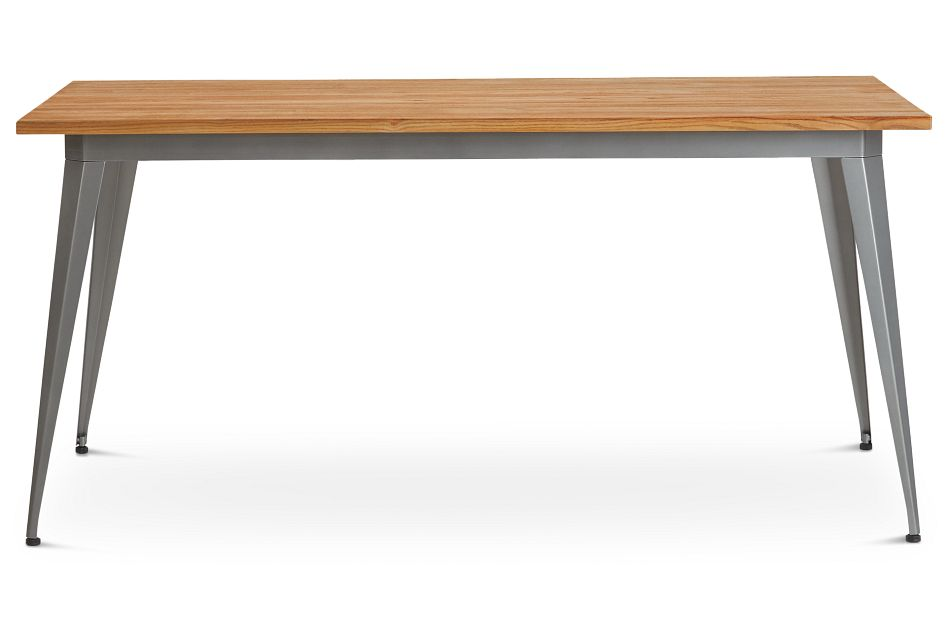 Huntley Light Tone Rectangular Table,  (1)
