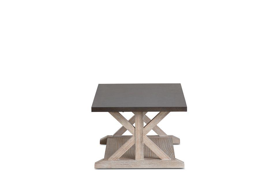 Jefferson Two-tone Rectangular Coffee Table