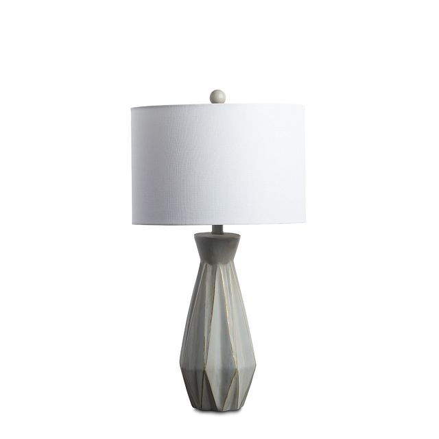 Branka Beige Table Lamp (1)