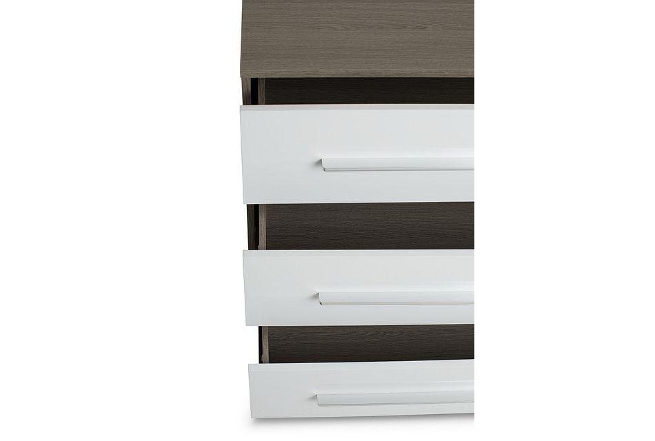 Sofia Two-tone Dresser