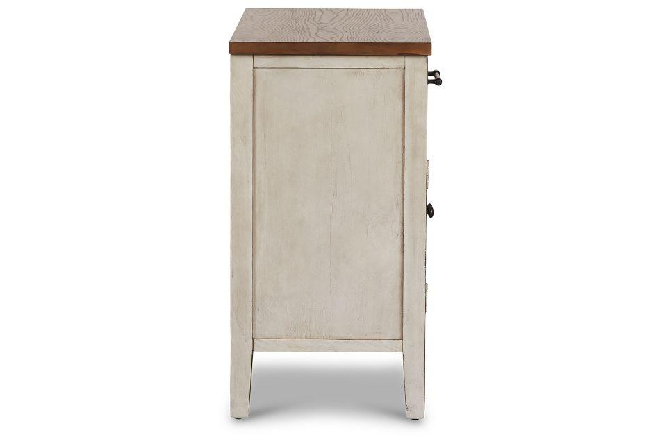 Chesapeake Two-Tone Cabinet,  (3)