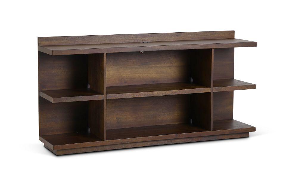 Vista Mid Tone Small Bookcase,  (2)