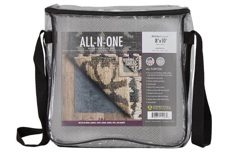 All-n-one 8x10 Rug Pad