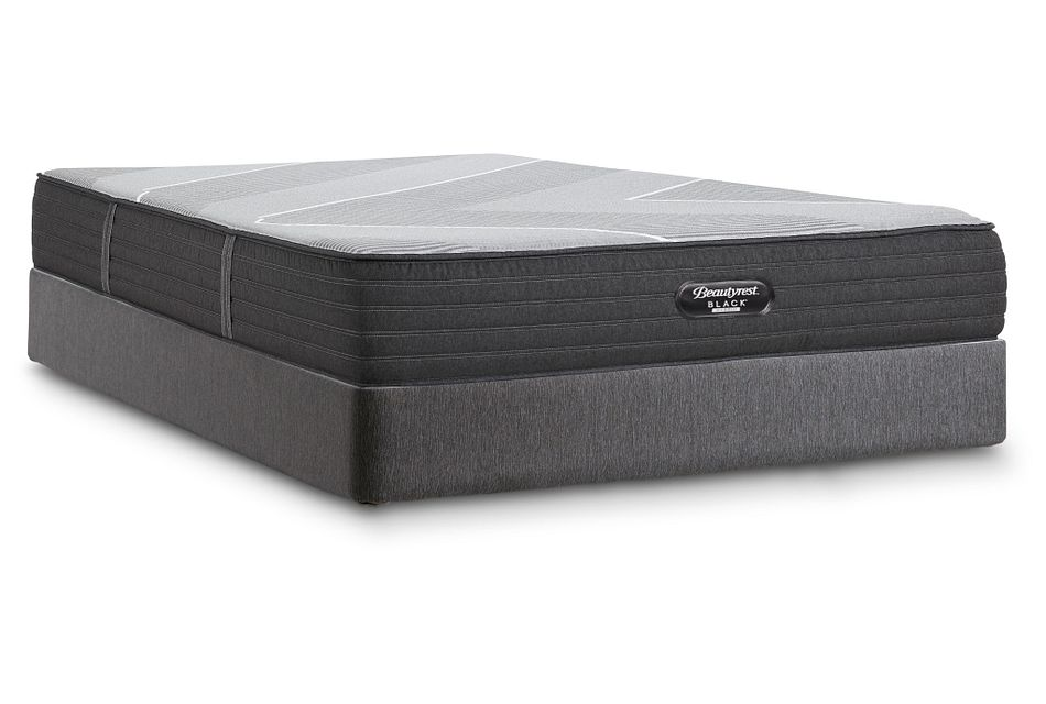 Beautyrest Black Hybrid X-class Plush Mattress Set