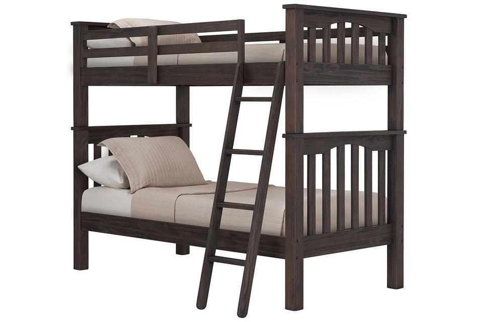 Highlands Dark Tone  Bunk Bed