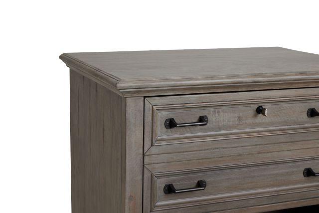 Sonoma Light Tone File Cabinet