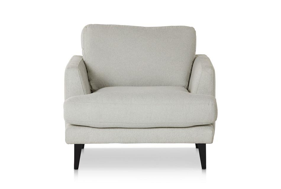Fremont Light Beige Fabric Chair