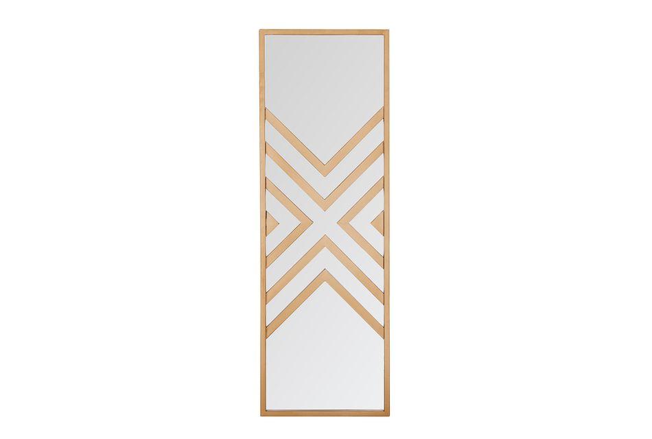 Kross Bronze Mirror