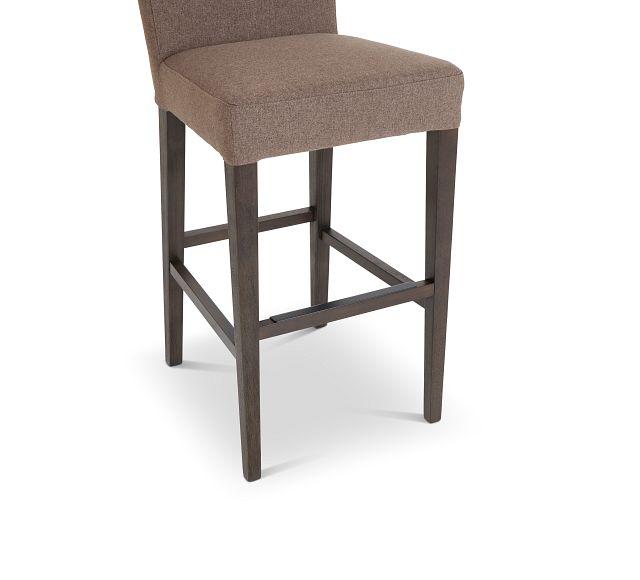 "Stout Brown 30"" Upholstered Barstool"