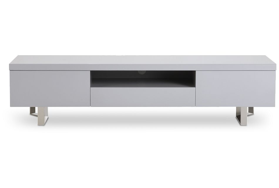 """Axel Gray 78"""" Tv Stand,  (1)"""