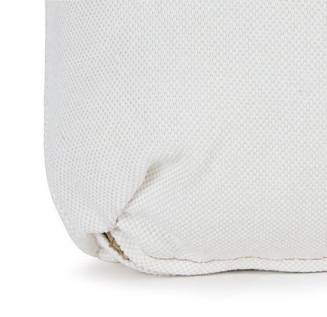 Turner White Lumbar Accent Pillow (1)
