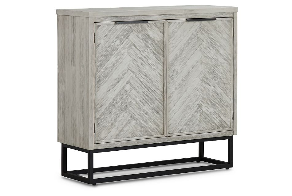 Aspen Gray Cabinet,  (2)