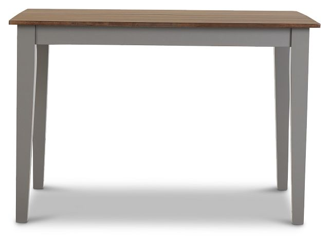 Sumter Gray High Dining Table (1)