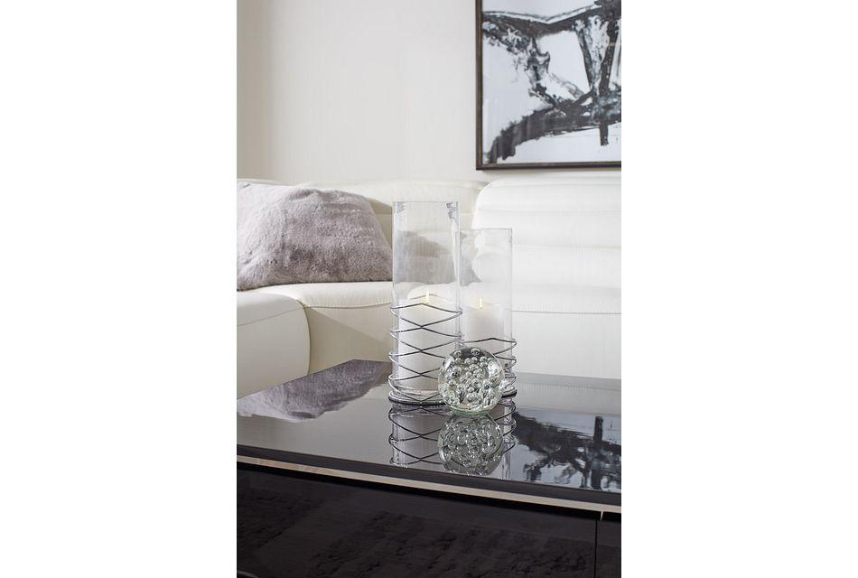 Vancouver Dark Tone Rectangular Coffee Table