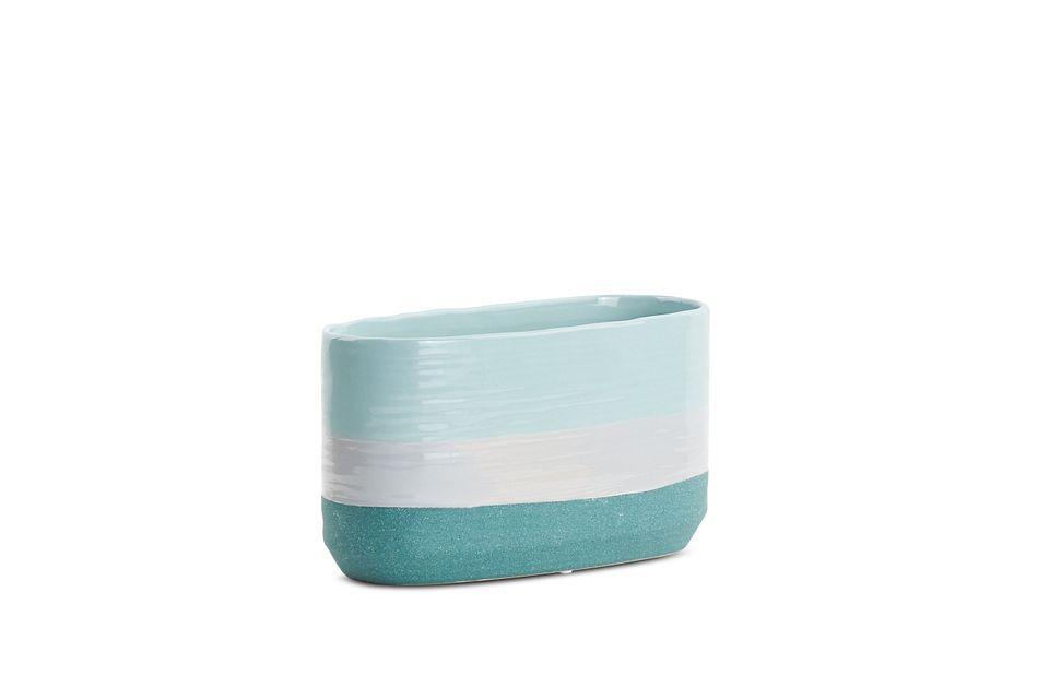 Maelie Green Vase