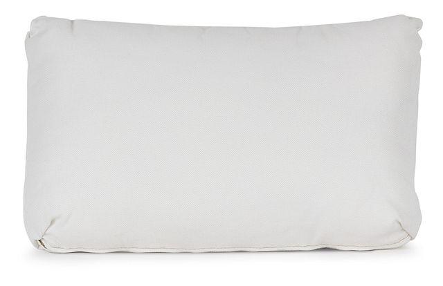 Turner White Lumbar Accent Pillow (0)