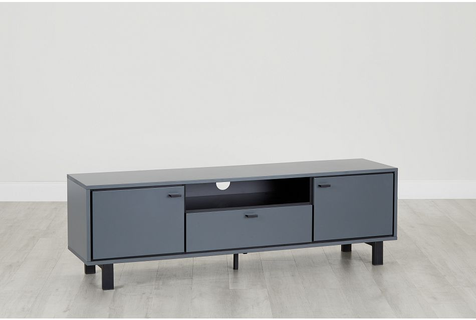 """Delray Dark Gray 65"""" Tv Stand, %%bed_Size%% (0)"""