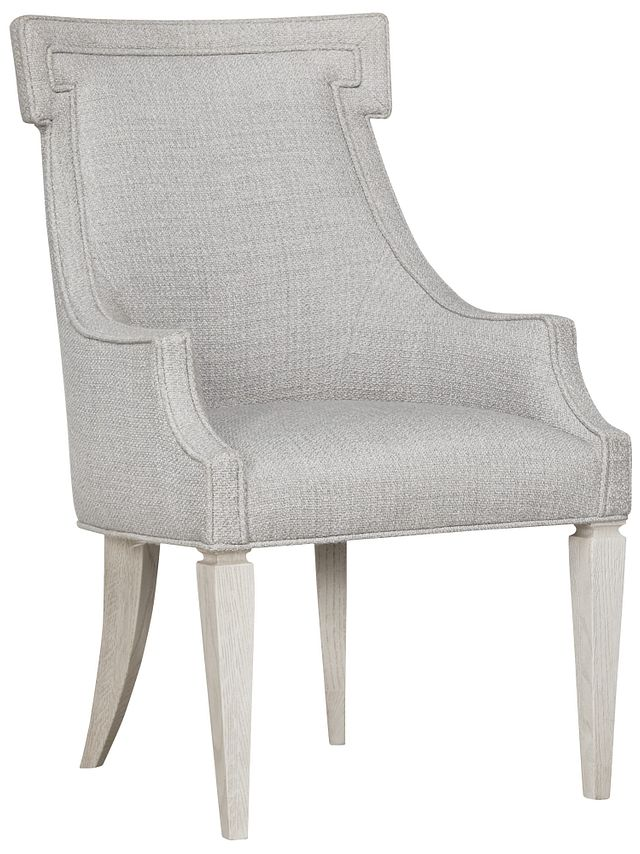 Domaine Light Taupe Upholstered Arm Chair (0)
