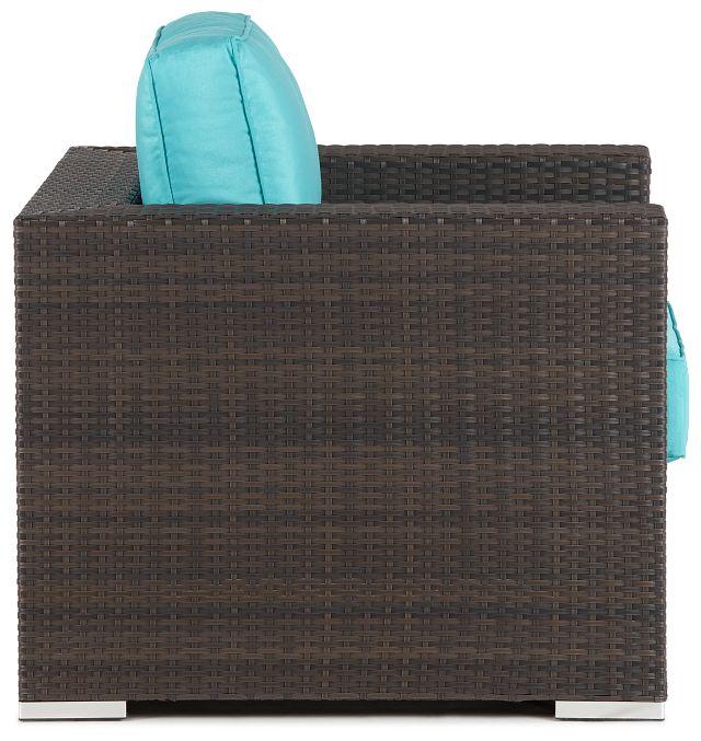 Fina Dark Teal Chair (1)