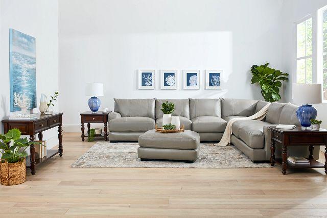Savannah Dark Tone Sofa Table (2)