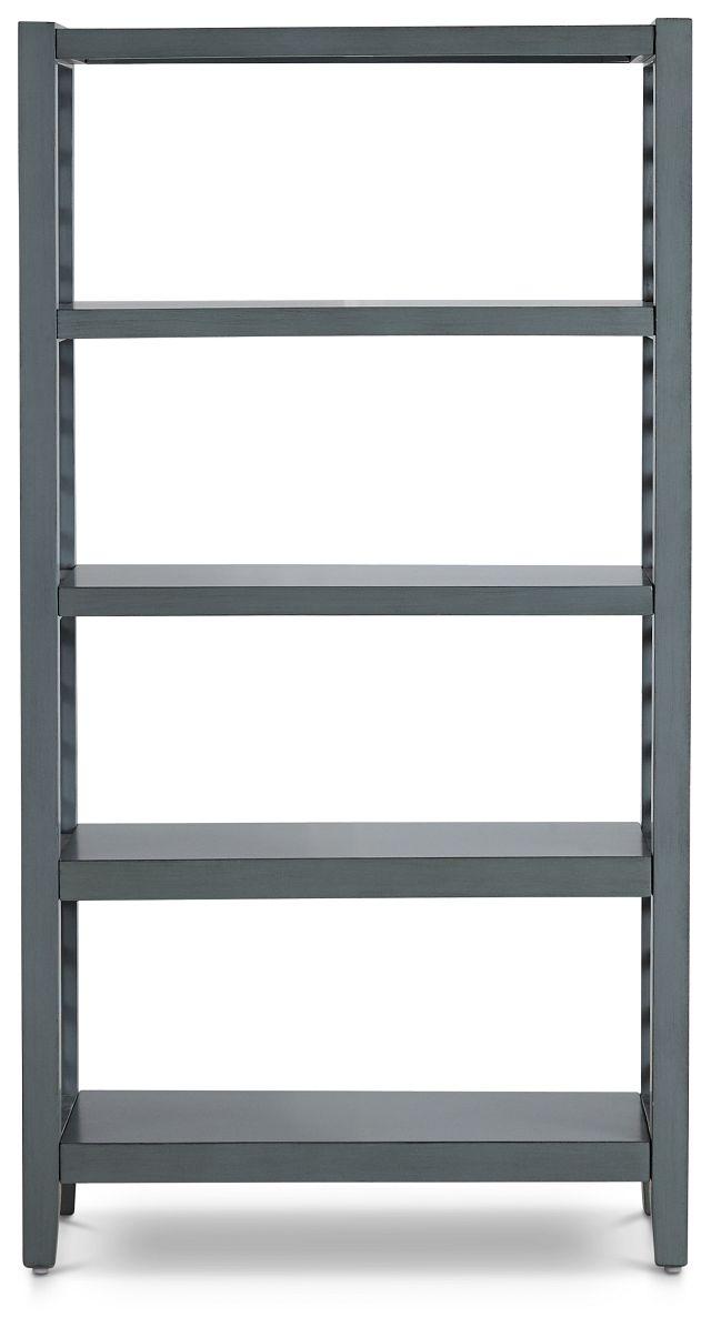 Joplin Gray Bookcase (1)