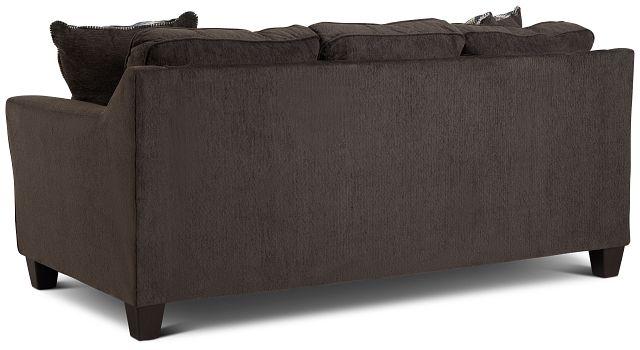 Charlie Dark Gray Fabric Sofa