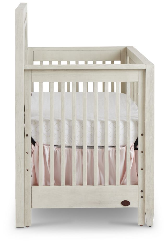 Ashton Ivory 4-in-1 Crib (2)