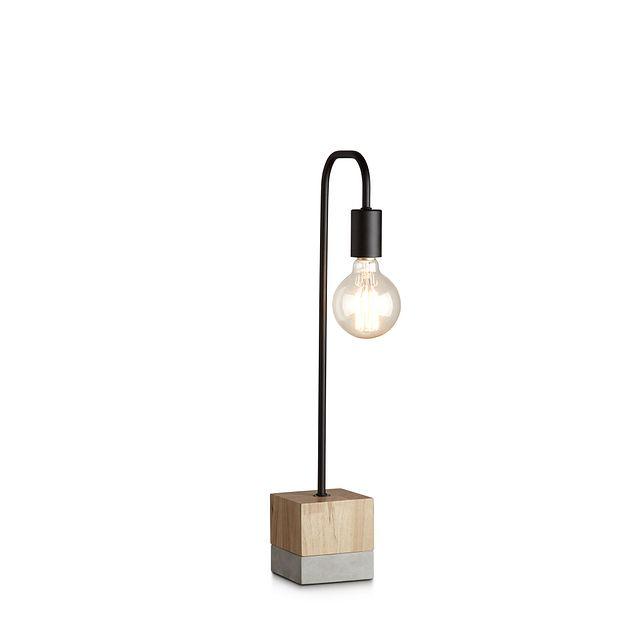 Leo Wood Table Lamp (2)