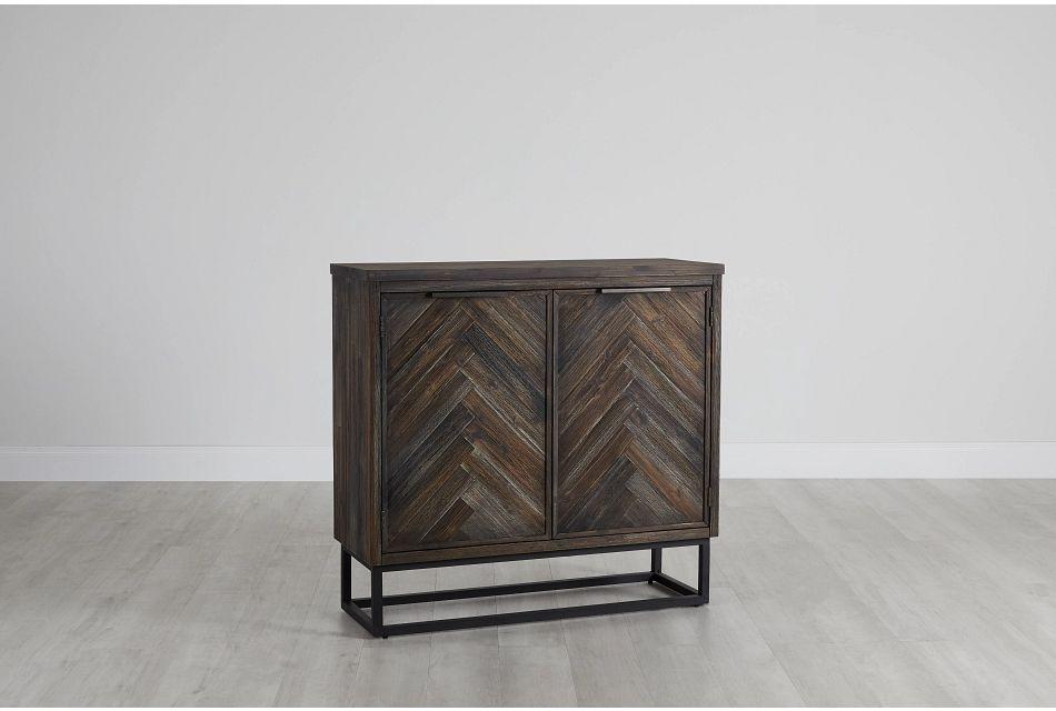 Aspen Dark Tone Cabinet,  (0)
