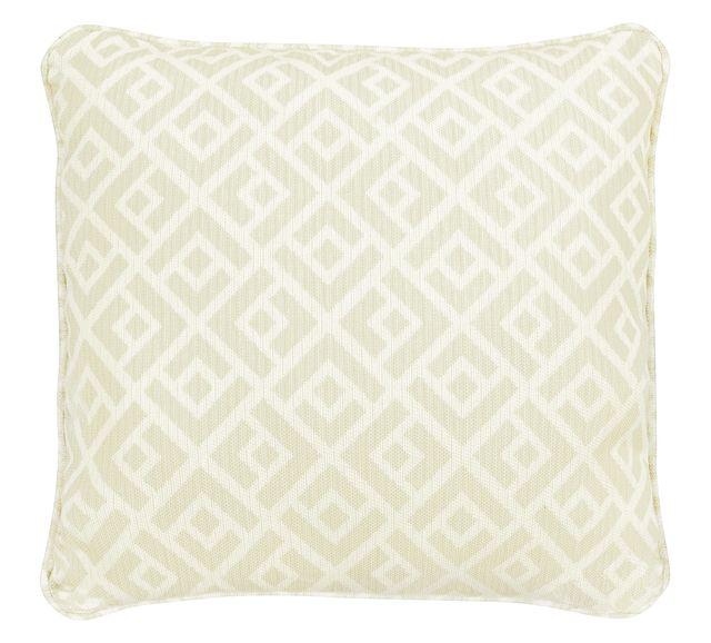 "Chipper Light Green 18"" Indoor/outdoor Accent Pillow (0)"