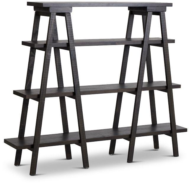 Sonoma Dark Tone Bookcase (2)