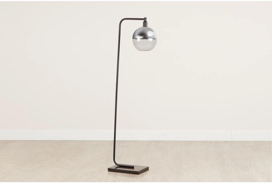 Isla Metal Floor Lamp