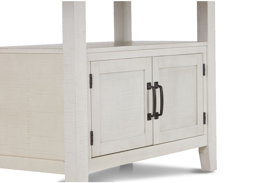 Huntsville Two-tone High Dining Table
