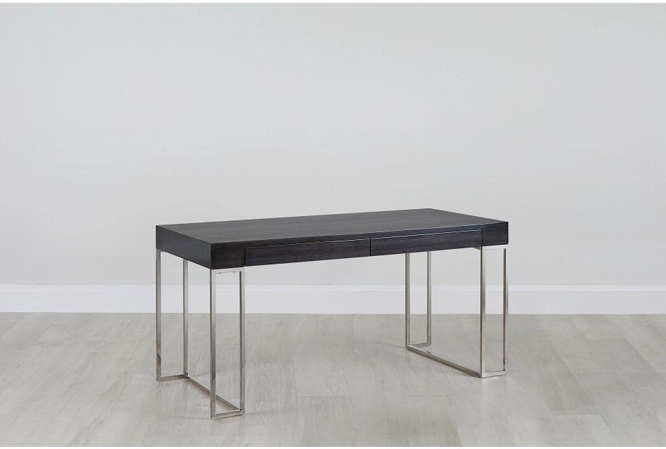 Vancouver Dark Tone  Writing Desk,  (0)