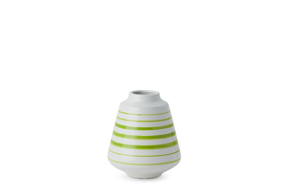 Elara Small Lt Green Vase