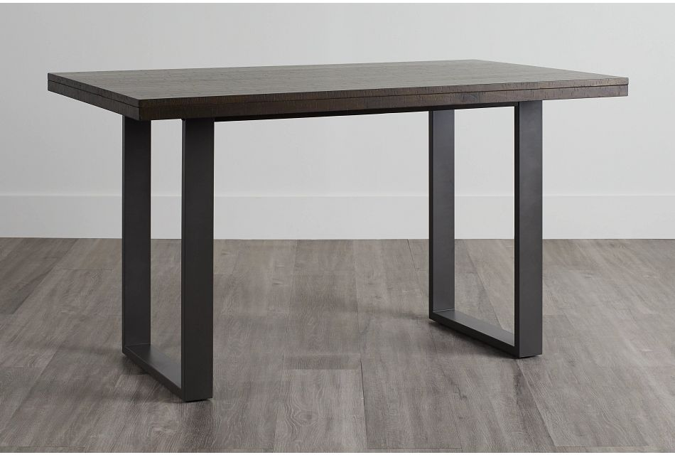 Sawyer Dark Tone High Dining Table