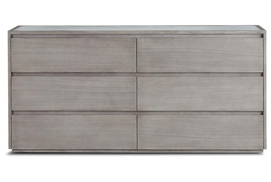 Rio Light Tone Wood Dresser,  (1)