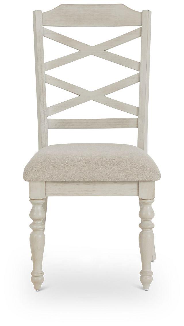 Lexington Ivory Side Chair (3)
